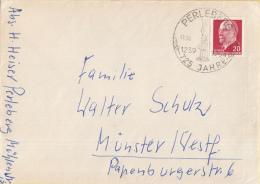DDR - Speciale Stempel  - 11-10-1964 -  Perleberg 725 Jahre 1239 - 1964 - Michel 848 - [6] République Démocratique