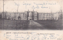 Arlon 213: Maison Saint-François-Xavier 1905 - Arlon