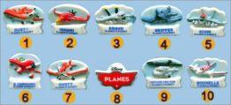 Fève Planes N° 4  SKIPPER Disney 2014 (avion, Flugzeu...) - Disney