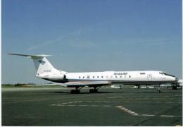 Thème -  Avion - OKC  A518 - Kras Air - TU 134A 3 - Prague  2000 - 1946-....: Moderne