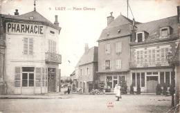 Luzy (58) Place Chanzy - Pharmacie - Other Municipalities