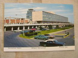 Canada Montreal - International Airport - Automobile Auto Car  - D113257 - Aerodrome