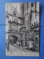 76-ROUEN La Grosse Horloge - Monuments