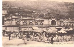MONTECARLO - CAFE DE PARIS - Monte-Carlo
