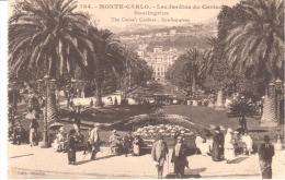 MONTECARLO -  EL CASINO Y SUS JARDINES - Monte-Carlo