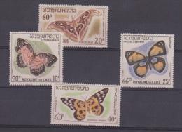 LAOS  //  Papillons ¨// Poste Aérienne // NEUFS ** - Laos