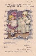 """CARD BERTIGLIA BIMBI   """"VIPERA"""" COME DA SCANNER -FP VDB-2-  - 0882 -19564 - Bertiglia, A."""