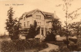 CPA  -  ZULTE    ( Belgique )   Villa  Salommé - Zulte