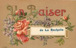 17 LA ROCHELLE UN BAISER - La Rochelle