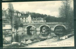 Villeneuve Saint Georges.-   Le Pont Sur L'Yerres   - Dak194 - Villeneuve Saint Georges