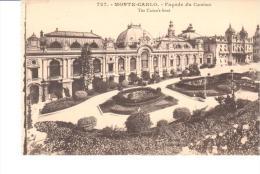 MONTECARLO - FACHADA DEL CASINO - Monte-Carlo
