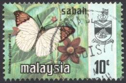 Sabah, 10 C. 1971, Sc # 28, Mi # 28, Used - Sabah