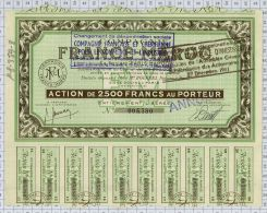 France Maroc - Bank En Verzekering