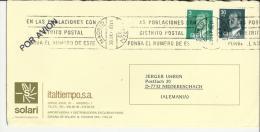 MADRID CC SELLOS BASICA Y MAT BUZONES - 1931-Hoy: 2ª República - ... Juan Carlos I