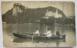 BLED - VELDES - Boat - Slovenia A43/24 - Slowenien