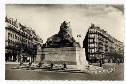 """PARIS  : """" Le Lion De Belfort - The Lion Of Belfort """" - France"""