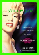 ACTRICE - MARILYN MONROE - ADVERTISING, THE MARILYN COLLECTION NOW ON VIDEO - GO-CARD - TRAVEL IN 1998 - - Attori