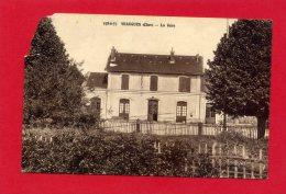 VEAUGUES 1938 LA GARE - Francia