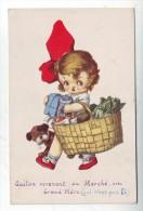 CPA  Fantaisie  Enfants - Fancy Cards