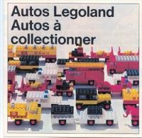LEGO SYSTEM - AUTOS LEGOLAND - AUTOS A COLLECTIONNER (Catalogue) - Catalogs