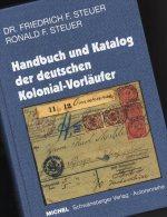 Handbuch 2006 New 128€ MlCHEL R.Steuer Katalog Kolonial-Vorläufer Deutschland Catalogue Of Germany ISBN978-3-87858-398-1 - Politique Contemporaine