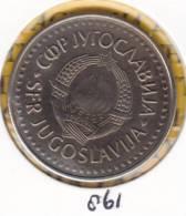 @Y@   Joegoslavië  50 Dinar  1986    (861) - Yougoslavie