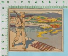 Home Defence Gum Inc, C 1941 (No.46 Garding Water Supply  Garde Eau Potable ) Bilingue 2 Scans - 1939-45