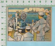 Empire Defence Gum Inc, C 1941 (No.36 Blisker Signal Morse Code ) Bilingue 2 Scans - 1939-45