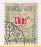 FRANCE  OFFICE IN CHINA  J 3  (o) - China (1894-1922)
