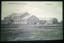 Feldpostkarte Truppenübungsplatz BEVERLOO SOLDATENHEIM 1916 Franchise Militaire - WW I