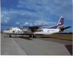 Thème -  Avion - OKC A794 - Yakutia Airlines AN26 - Zhukovsky 2003 - 1946-....: Moderne