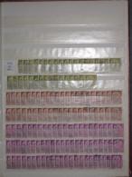 Bundesrepublik Deutschland Bund 1954 Bis 2006 - Große Sammlung Dauerserien Freimarken ʘ Gestempelt - Unclassified