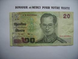 Billet  20  A Definir - Billetes