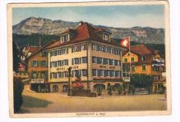 CH2658     KÜSSNACHT : Hotel Adler - SZ Schwyz