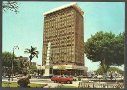 1016 - LIMA,  PERÚ ,  AVDA.  AREQUIPA.  EDIFICIO  EL DORADO  -  ESCRITA, 1977 - Perú