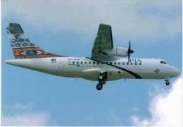 Thème -  Avion - OKC A1025 - Pakistan Internatinal - ATR 42 500 Toulouse 2006 - 1946-....: Moderne