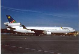 Thème -  Avion - OKC A1106 - Air Namibia MD 11- Frankfurt 2005 - 1946-....: Moderne