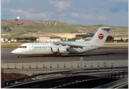 Thème -  Avion - OKC A1114 - Orionair - BAe 146 300 - Madrid 2007