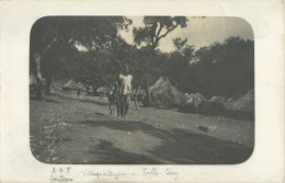 BELLE CARTE PHOTO DU VILLAGE INDIGENE DE TILLA BERY ( EX SOUDAN FRANCAIS ) - Niger