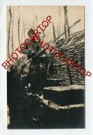 LANCE-FLAMMES-FLAMMENWERFER-Autriche-Carte Photo Allemande-Guerre14-18-1WK-Militaria-Technique-Armement-France- - Materiale