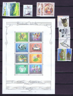 Liechtenstein 2006MNH/** Set Of Stamps Between  Mi 1416-1435 - Liechtenstein