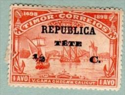 Portugal Tete On Timor 1913 #2 - Tete