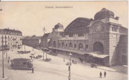 Basel. Bundesbahnhof - BS Bâle-Ville