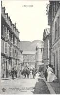 MONT DORE - Rue Rigny Et L'Etablissement Thermal - France