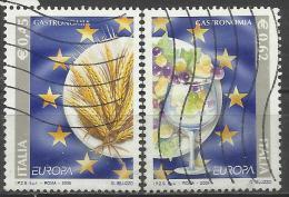 Italia 2005, Europa (o), Serie Completa - 1946-.. République