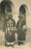 Ethiopie : Harrar - Chefs Abyssins - Ethiopië