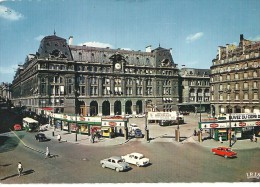 1963  CPSM  PARIS . GARE St LAZARE . - Other