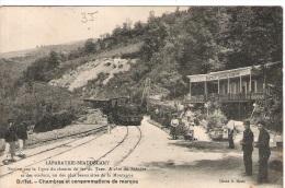 81 TARN LAPARAYRIE-BAUDECAMY Train Gare - Vabre