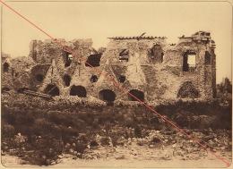 Planche Du Service Photographique De L´armée Belge WW1 Guerre Ruine Halles De Nieuport - 1914-18