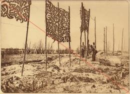 Planche Du Service Photographique De L´armée Belge WW1 Guerre Masque Anglais à Nieuwcappelle - 1914-18